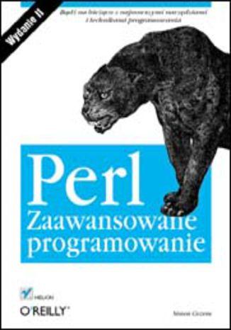Okładka książki/ebooka Perl. Zaawansowane programowanie. Wydanie II