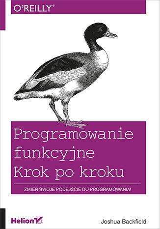 Okładka książki Programowanie funkcyjne. Krok po kroku