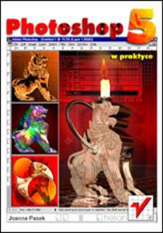 Okładka książki Photoshop 5 w praktyce