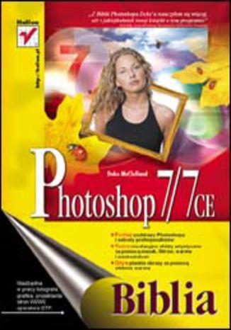 Okładka książki/ebooka Photoshop 7/7 CE. Biblia