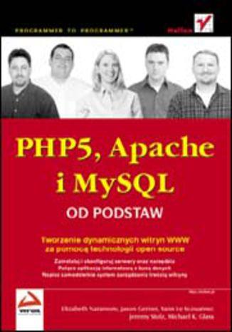 Okładka książki/ebooka PHP5, Apache i MySQL. Od podstaw
