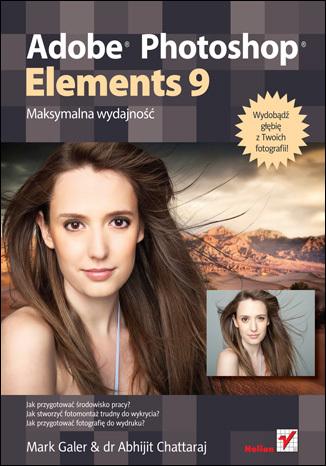 Okładka książki Adobe Photoshop Elements 9. Maksymalna wydajność