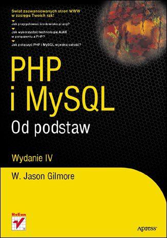 Okładka książki PHP i MySQL. Od podstaw. Wydanie IV