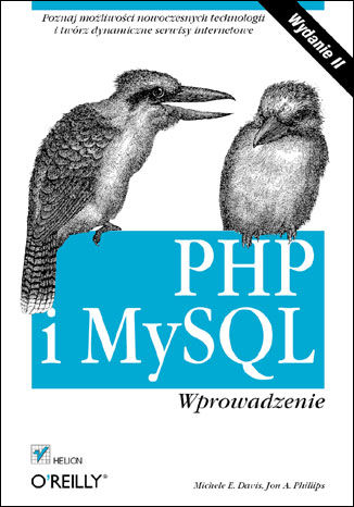 Okładka książki/ebooka PHP i MySQL. Wprowadzenie. Wydanie II