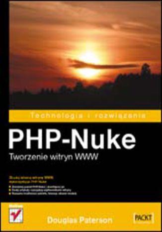 Okładka książki/ebooka PHP-Nuke. Tworzenie witryn WWW