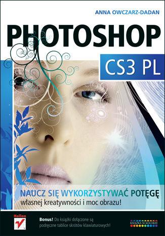 Okładka książki Photoshop CS3 PL
