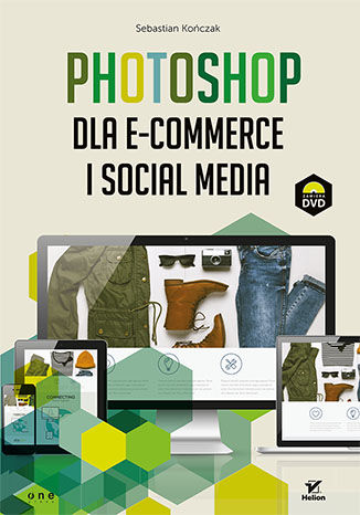 Okładka książki Photoshop dla e-commerce i social media