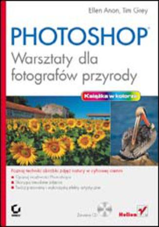 Okładka książki/ebooka Photoshop. Warsztaty dla fotografów przyrody