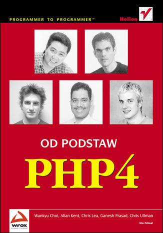 Okładka książki/ebooka PHP4 od podstaw