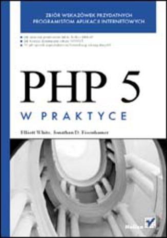 Okładka książki PHP 5 w praktyce