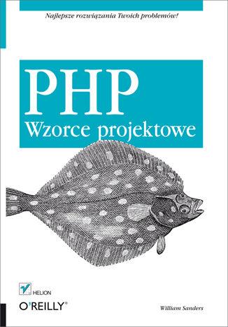 Okładka książki/ebooka PHP. Wzorce projektowe