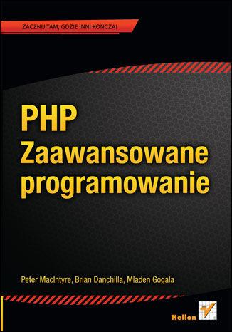 Okładka książki PHP. Zaawansowane programowanie