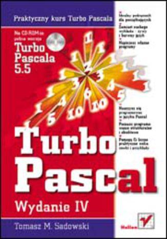 Okładka książki/ebooka Praktyczny kurs Turbo Pascala. Wydanie IV