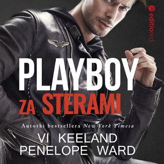 Okładka książki Playboy za sterami