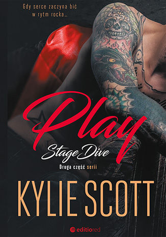Okładka książki/ebooka Play. Stage Dive