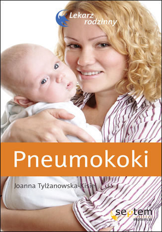 Okładka książki Pneumokoki. Lekarz rodzinny
