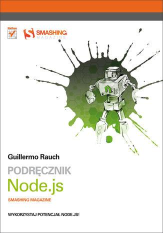 Okładka książki/ebooka Podręcznik Node.js. Smashing Magazine