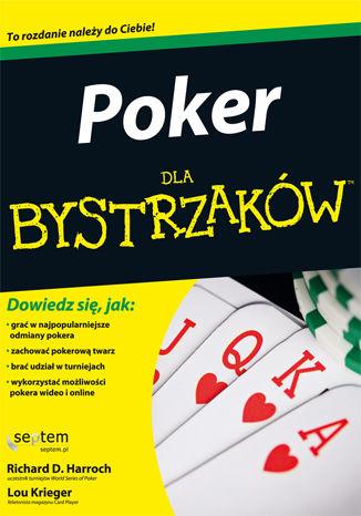 Okładka książki/ebooka Poker dla bystrzaków