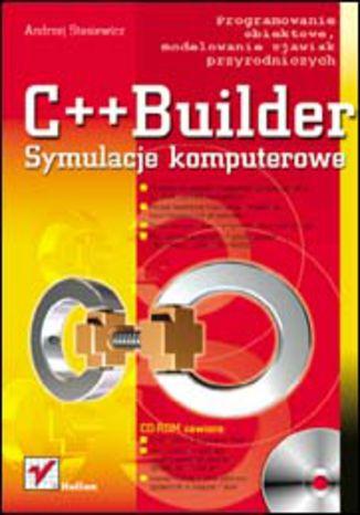 Okładka książki C++ Builder. Symulacje komputerowe