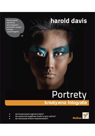 Okładka książki/ebooka Portrety. Kreatywna fotografia