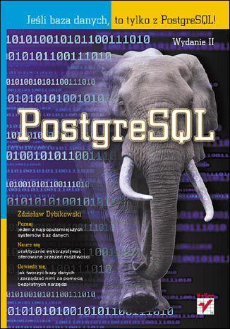 Okładka książki/ebooka PostgreSQL. Wydanie II