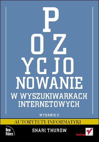Okładka książki Pozycjonowanie w wyszukiwarkach internetowych. Wydanie II