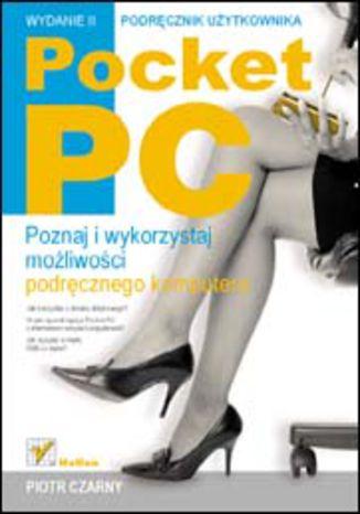 Okładka książki Pocket PC. Podręcznik użytkownika. Wydanie II