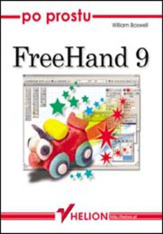 Okładka książki/ebooka Po prostu FreeHand 9
