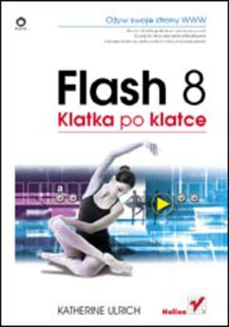 Okładka książki Flash 8. Klatka po klatce
