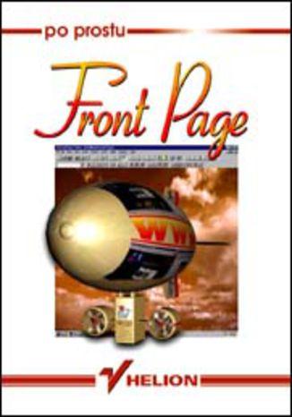 Okładka książki/ebooka Po prostu FrontPage