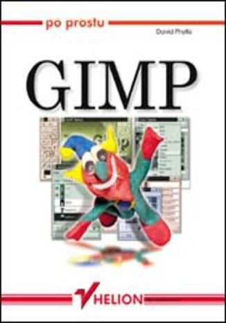 Okładka książki/ebooka Po prostu GIMP