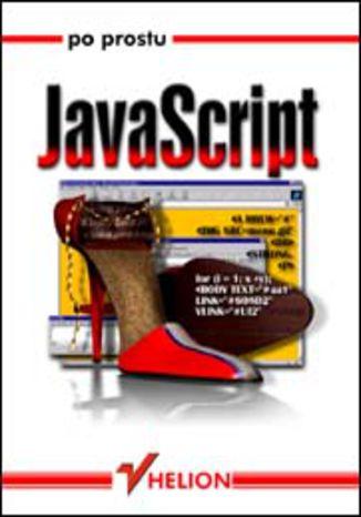 Okładka książki/ebooka Po prostu JavaScript