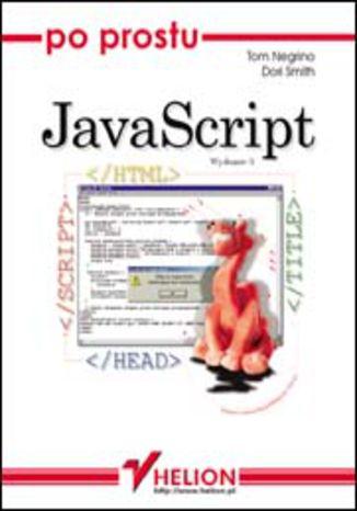 Okładka książki/ebooka Po prostu JavaScript. Wydanie III