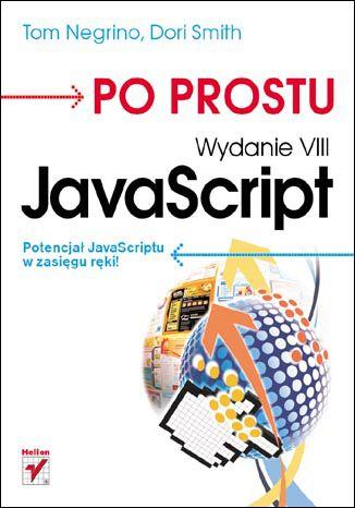 Okładka książki/ebooka Po prostu JavaScript. Wydanie VIII