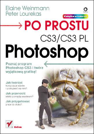 Okładka książki/ebooka Po prostu Photoshop CS3/ CS3 PL