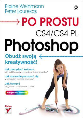 Okładka książki/ebooka Po prostu Photoshop CS4/CS4 PL
