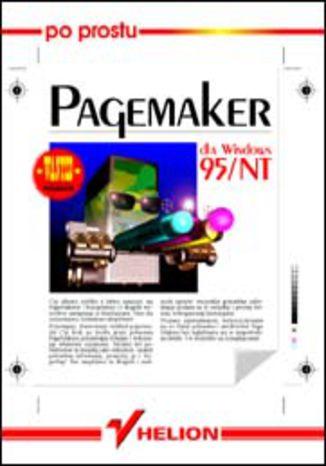 Okładka książki/ebooka Po prostu PageMaker 6