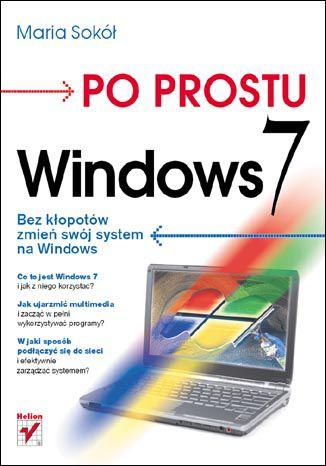 Okładka książki/ebooka Po prostu Windows 7