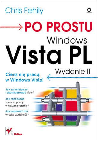 Okładka książki/ebooka Po prostu Windows Vista PL. Wydanie II