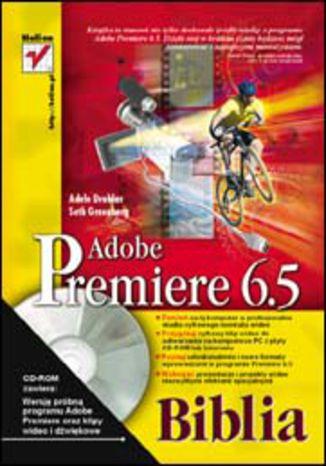 Okładka książki/ebooka Adobe Premiere 6.5. Biblia