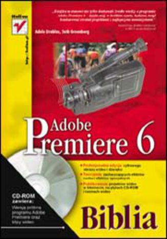 Okładka książki/ebooka Adobe Premiere 6. Biblia