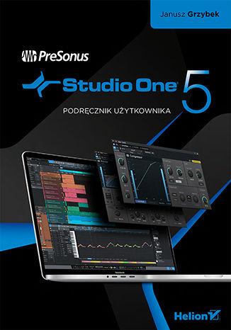 Okładka książki PreSonus Studio One. Podręcznik użytkownika (b2b)