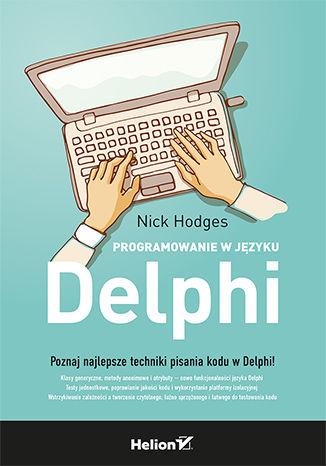 Okładka książki/ebooka Programowanie w języku Delphi
