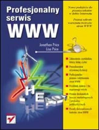 Okładka książki Profesjonalny serwis WWW