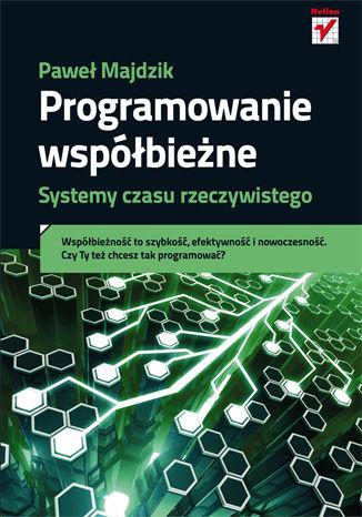 Okładka książki/ebooka Programowanie współbieżne. Systemy czasu rzeczywistego