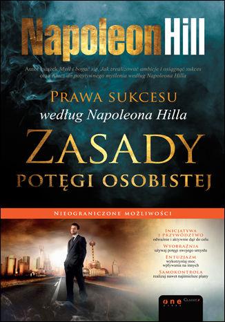 Okładka książki/ebooka Prawa sukcesu według Napoleona Hilla. Zasady potęgi osobistej