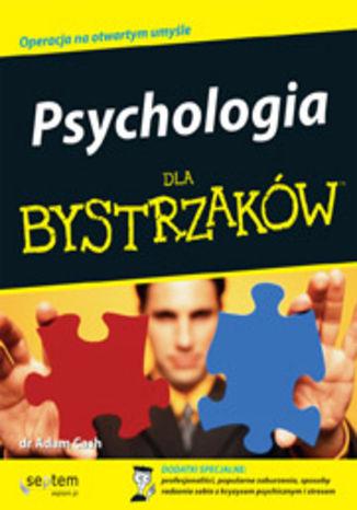 Okładka książki Psychologia dla bystrzaków