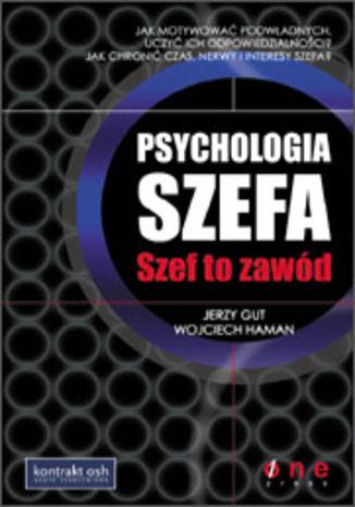 Okładka książki/ebooka Psychologia szefa