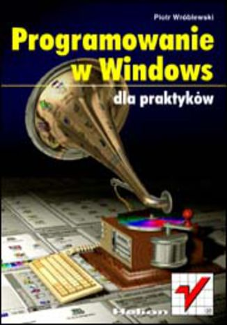 Okładka książki Programowanie w Windows dla praktyków