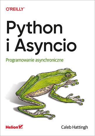 Okładka książki/ebooka Python i Asyncio. Programowanie asynchroniczne